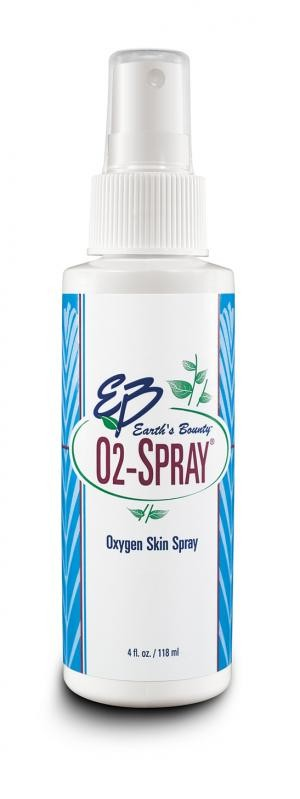 1110 - O2 SPRAY 4 fl oz